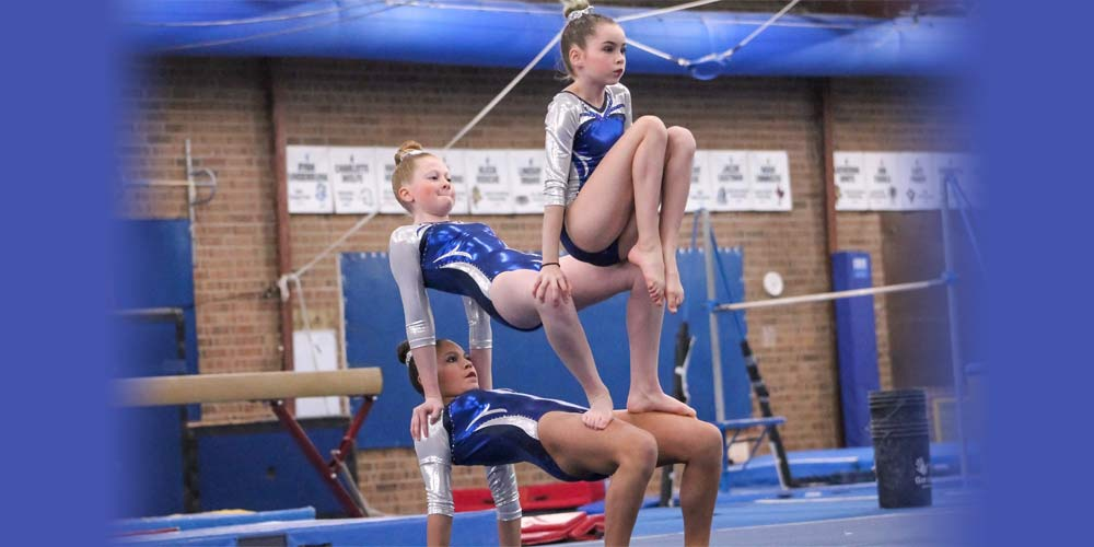 ACRO Team - Hard Work Equals Success